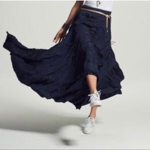 NWOT! Calypso St. Barth Silk Skirt, size XS